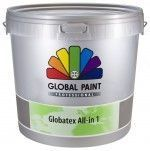 Global Paint All-in-1 10 liter Wit