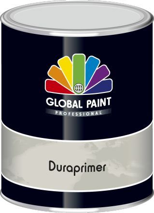 global paint duraprimer 1 liter donkere kleur