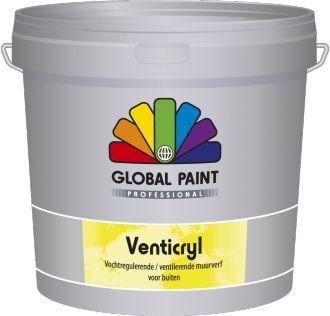 global paint venticryl
