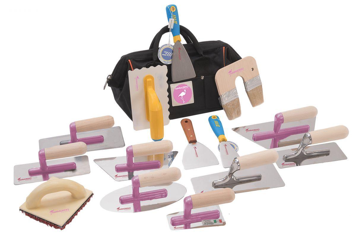 marmorino advanced kit