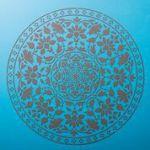 Marmorinotools Stencil 98519 60cmx60cm