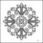 Marmorinotools Stencil 98542 30cmx30cm