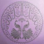 Marmorinotools Stencil 98554 60cmx60cm PAVONE