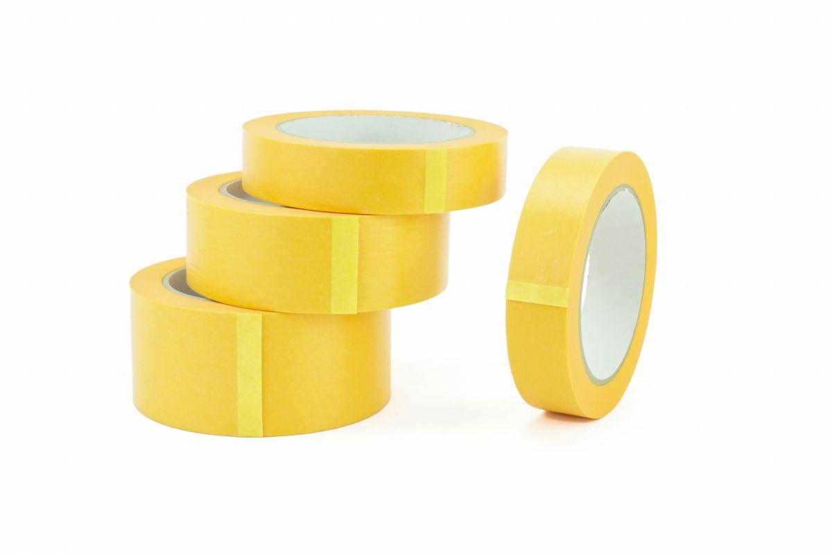 ricepaper gold 25mm x 50meter doos 36 rol