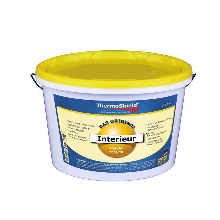 thermoshield interieur 125 liter