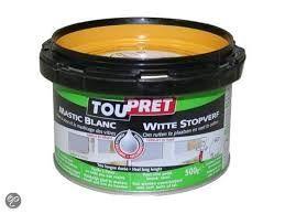 toupret stopverf 05 kg wit