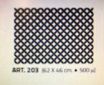 Valpaint Stuc Design Stencil 203