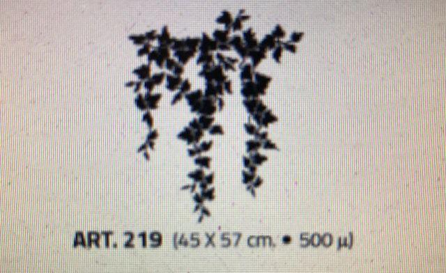 valpaint stuc design stencil 219