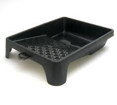 verfbak kunststof zwart 24 x 32cm
